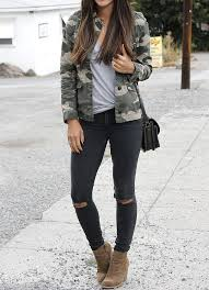 Seeking Jacket Seeking A Camo Or Olive Jacket Is A Must For Fall