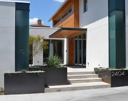 Planter S House Beautiful Corten Steel Planters Shaped And Inspired By Nature