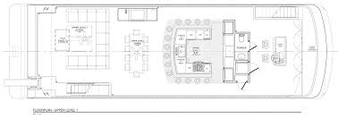 Houseboat Floor Plans Del Sol Sunrise Peak