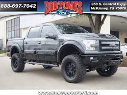 Ford F150 Trucks Lifted - bob tomes ford vehicles for sale in mckinney tx 75070