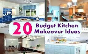 kitchen makeovers on a budget budget kitchen makeovers tudapomu info