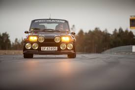 renault 5 turbo group b road to rally high five to the maxi speedhunters