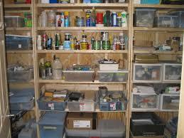 cheap basement shelving ideas