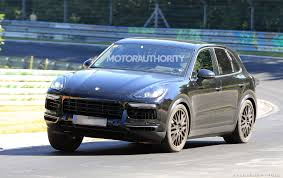 Porsche Cayenne 1st Generation - porsche planning coupe like suv based on cayenne
