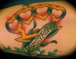 knuckles tattoo