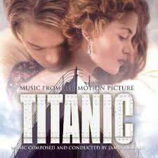 titanic music motion picture
