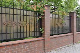 decorative metal fences craftsman fencing virginia