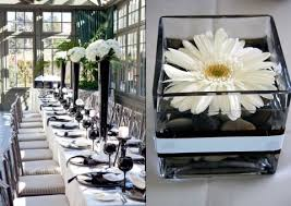 black and white table settings black and white table decorations centerpieces ohio trm furniture