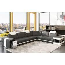 canapé d angle 7 places pas cher angle design 7 places