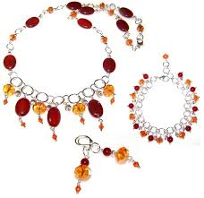 necklace making set images Beaded jewelry making kits jpg
