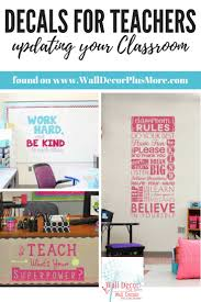 174 best inspirational images on pinterest vinyl decals vinyl back to school decals for any teacher or classroom inspire your students and yourself when you look to the walls for answers