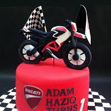 fondant 3d ducati motorcycle cakes pinterest ducati