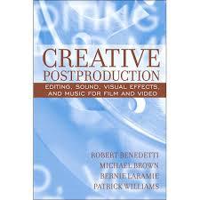pearson education book creative postproduction 9780205375752