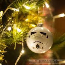 wars imperial tree ornaments baubles