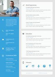 resume cv shekh al raihan projects cv resume dribbble