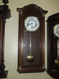 Hamilton Mantel Clock Wall Clock Hermle Westminster Chime 8day With Chime Silent I