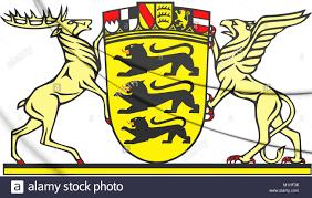 Baden Wurttemberg Flag Flag Baden Wurttemberg Coat Arms Stock Photos U0026 Flag Baden