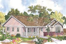 Modern Cottage Modern Cottage House Plan With Country Victorian Flavor