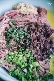 Mediterranean Style Food - mediterranean turkey meatball skewers paleo leap