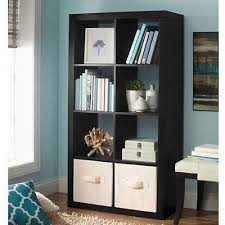 Cube Storage Shelves Bookcases Elegant Black Cube Bookcase Bookcase Organizer 8 Cube Storage