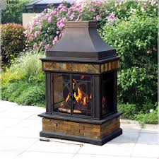 100 outdoor freestanding fireplace free standing electric
