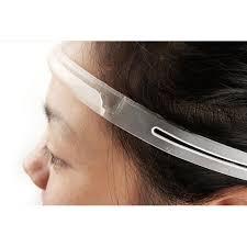 sport headbands adjustable plastic sport headbands 3 color available gutter sweat