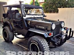 jeep army star sd offroaders u2013 jonga 4 4 restoration