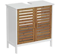 buy premier housewares double door undersink bathroom cabinet at