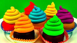 play doh cupcake surprise eggs cookie monster littlest pet shop