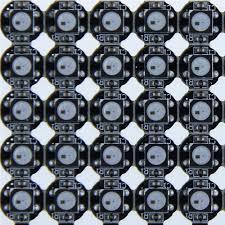 black light led strip kuman 100pcs ws2812b 5050 addressable smd smart rgb led strip