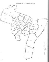 New York Times Census Map by New Haven History