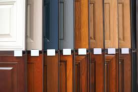 kitchen cabinet door colors stylish solid wood cabinet doors spice up any kitchen