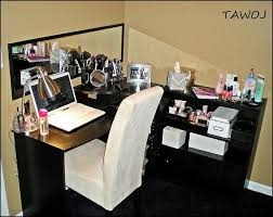 Diy Desk Vanity Makeup Vanity Table Diy Makeup Vidalondon