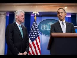 Obama Bill Clinton Meme - press briefing with president obama and president clinton youtube