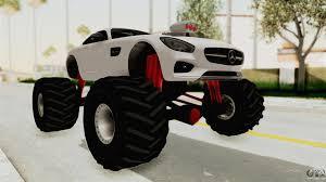 mercedes truck 2016 mercedes benz amg gt 2016 monster truck for gta san andreas