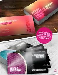 Template For Business Cards Free Download 35 Free Psd Business Card Mockups With Smart Objects