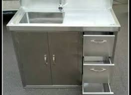 restaurant and hotel stainless steel commercial kitchen cabinet