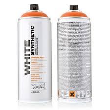 Spray Paint White - montana white synthetic spray paint