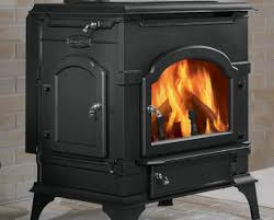 wood burning and pellet stoves have their advantages