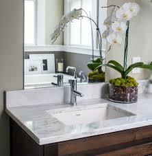 create the simple bathroom sink with undermount bathroom sinks