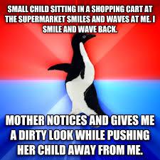 Penguin Meme Generator - livememe com socially awesome awkward penguin