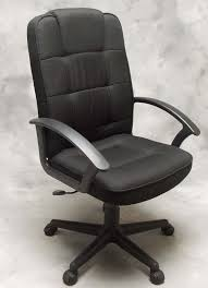 beautiful black modern design office leather most comfortable