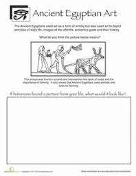 english worksheet ancient egypt map projects to try pinterest