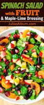 best 25 salad with fruit ideas on pinterest berry salad quinoa