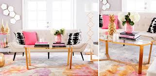 Pink Coffee Table 3 Coffee Table Styling Ideas To Copy At Home Overstock Com