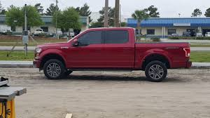 33 inch tires with no show us your 2wd wheels tires level or lift ford f150 forum