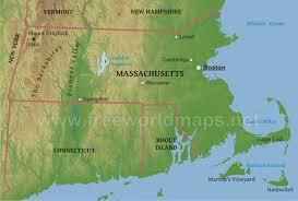 Ma Map Boston Massachusetts Ma Profile Population Maps Real Estate News