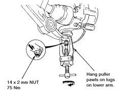 1999 honda accord alternator 89 honda accord disconnected unbolted the alternator
