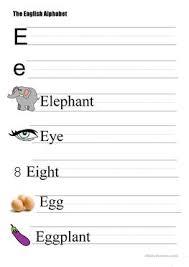 52 free esl the letter b worksheets