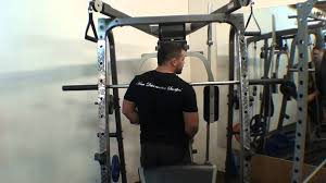 Marcy Diamond Bench Smith Machine With Bench Package Home Gym Exercises F Smc From
